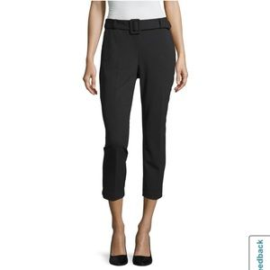 Womens Regular Fit Ankle Pant